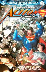 UNIVERSO DC RENASCIMENTO: SUPERMAN ACTION COMICS - 3