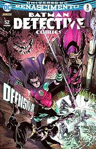 UNIVERSO DC RENASCIMENTO: BATMAN DETECTIVE COMICS - 3