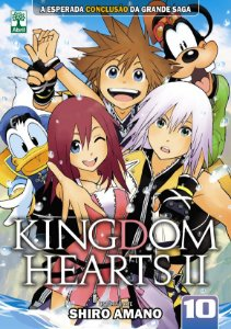 KINGDOM HEARTS II - 10