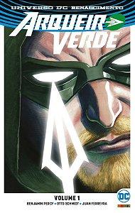 UNIVERSO DC RENASCIMENTO: ARQUEIRO VERDE - VOLUME 1