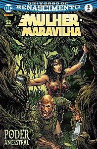 UNIVERSO DC RENASCIMENTO: MULHER MARAVILHA - 3