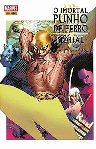 O IMORTAL PUNHO DE FERRO - MORTAL - 4