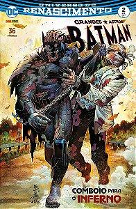 UNIVERSO DC RENASCIMENTO: GRANDES ASTROS BATMAN - 2