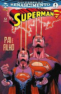 UNIVERSO DC RENASCIMENTO: SUPERMAN - 4