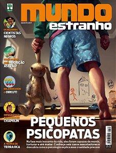 REVISTA MUNDO ESTRANHO -  198