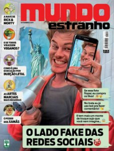 REVISTA MUNDO ESTRANHO -  199