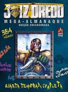 Juiz Dredd - Mega-Almanaque - Vol. 4