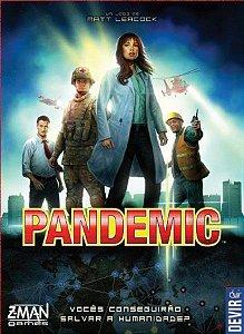 PANDEMIC - 2º EDIÇÃO