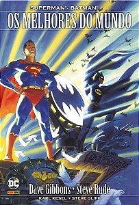 SUPERMAN – BATMAN: OS MELHORES DO MUNDO