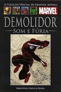DEMOLIDOR - SOM E FÚRIA