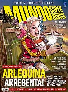Revista Mundo dos Super-Heróis - Edição 93
