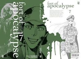 FORT OF APOCALYPSE - 7