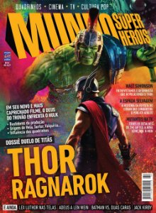 Revista Mundo dos Super-Heróis - Edição 94