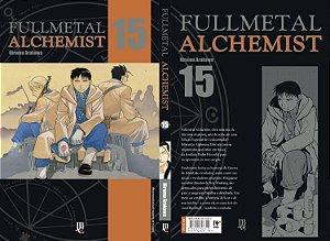 FULLMETAL ALCHEMIST - 15