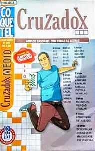 CRUZADOX  MÉDIO - COQUETEL - Nº 258