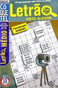 LETRÃO MÉDIO - COQUETEL - DIRETAS Nº 350