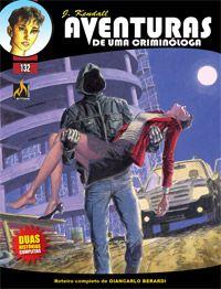 J kENDALL AVENTURAS DE UMA CRIMINOLOGISTA - Nº 132
