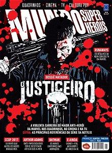 Revista Mundo dos Super-Heróis - Edição 96