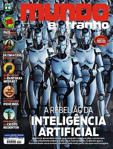REVISTA MUNDO ESTRANHO -  205