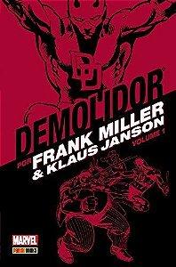 DEMOLIDOR POR FRANK MILLER VOLUME 1