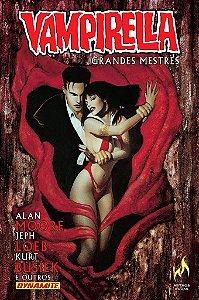 Vampirella Nº 01-Grandes Mestres[Alan Moore ]