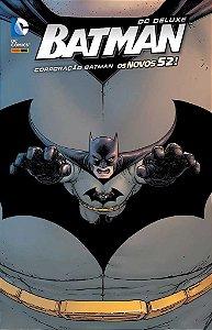 DC DELUXE BATMAN VOL 2: CORPORAÇÃO BATMAN