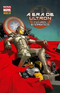 A ERA DE ULTRON - FUTUROS ALTERNATIVOS