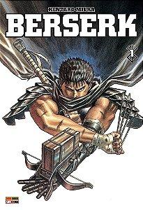 BERSERK (NOVA EDIÇÃO) #1