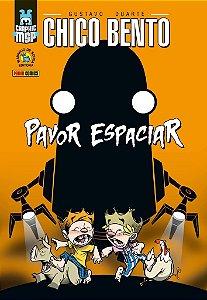 CHICO BENTO PAVOR ESPACIAR