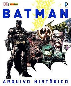 Batman Arquivo Histórico