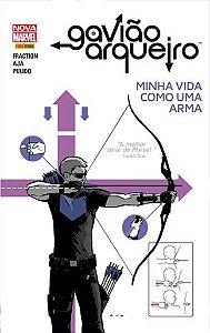 GAVIAO ARQUEIRO - MINHA VIDA COMO UMA ARMA