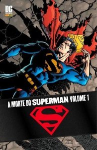A morte do Superman vol 1
