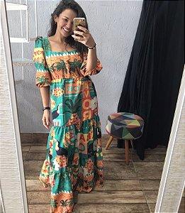 Vestido Manu