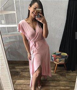Vestido rosinha