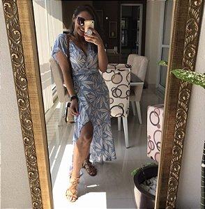 Vestido envelope Mara