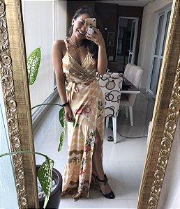 Vestido envelope Cris