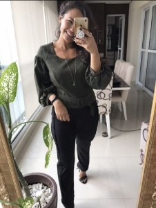 Blusa Lia