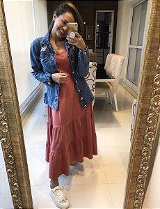 Jaqueta jeans Cris