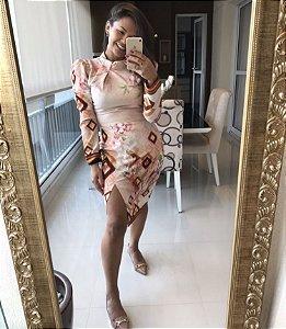 Vestido crepe Marta