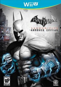 Wii U - Batman Arkham City Armored Edition