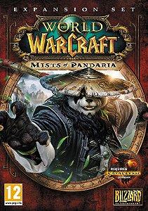 PC - World of Warcraft Mists of Pandaria (Conjunto de Expansão)