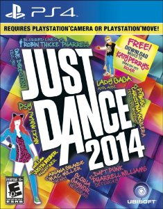 Playstation 4 - Just Dance 2014