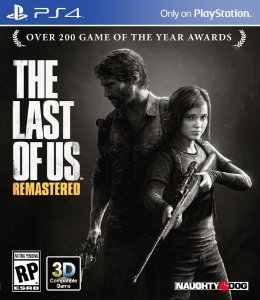 Playstation 4 - The last of Us Remasterizado