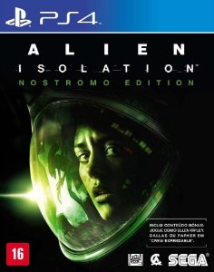 Playstation 4 - Alien Isolation Nostromo Edition
