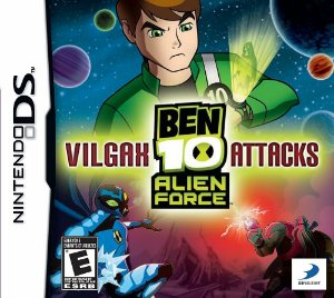 Nintendo DS - Ben 10 Alien Force Vilgax Attacks