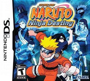 Nintendo DS - Naruto Ninja Destiny