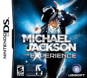 Nintendo DS - Michael Jackson The Experience