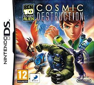 Nintendo DS - Ben 10 Ultimate Alien Cosmic Destruction