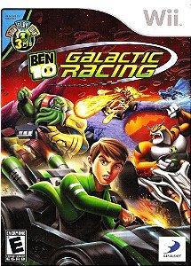 Nintendo Wii - Galactic Racing