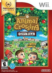 Nintendo Wii - Animal Crossing City Folk